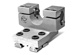 End-Slide Knurling Tool Holder
