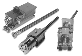 Shaft-Driven Attachments