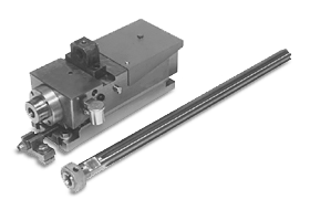 Shaft-Driven Rotary Broaching Attachment